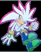 Silver Sonic Channel 14