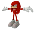 Sonic 06 Model Knuckles