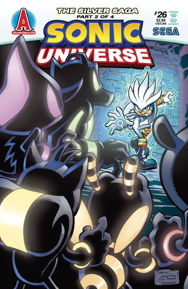 Sonic Universe Issue 26