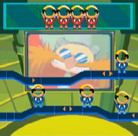 Sonic X Leapster Math Robot Round-Up