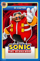 Eggman Online Card