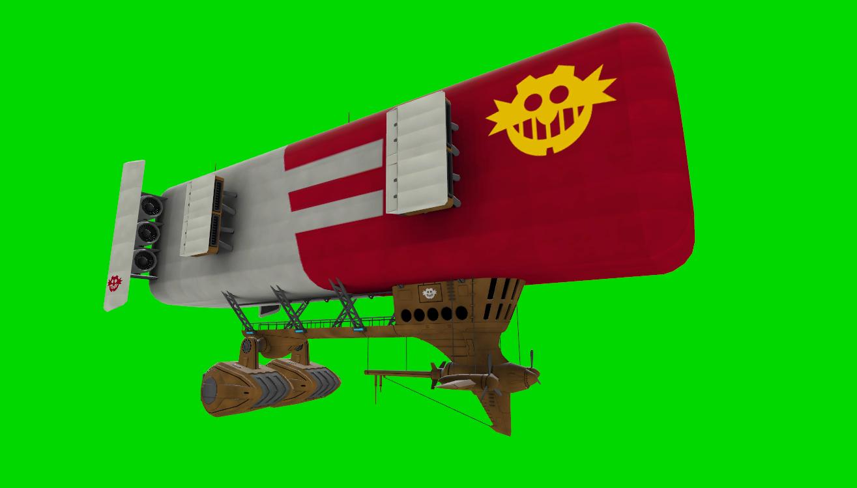 Eggman Flying Battery
