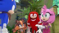 SB S1E21 Team Sonic learn