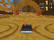 Sandy Drifts DS 12