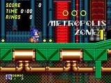 Metropolis Zone