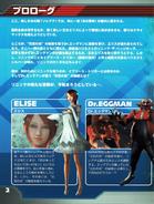 Manual Eggman Elise