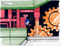 Metropolis concept