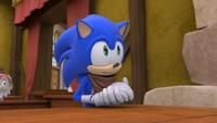 S1E17 Sonic hopeful