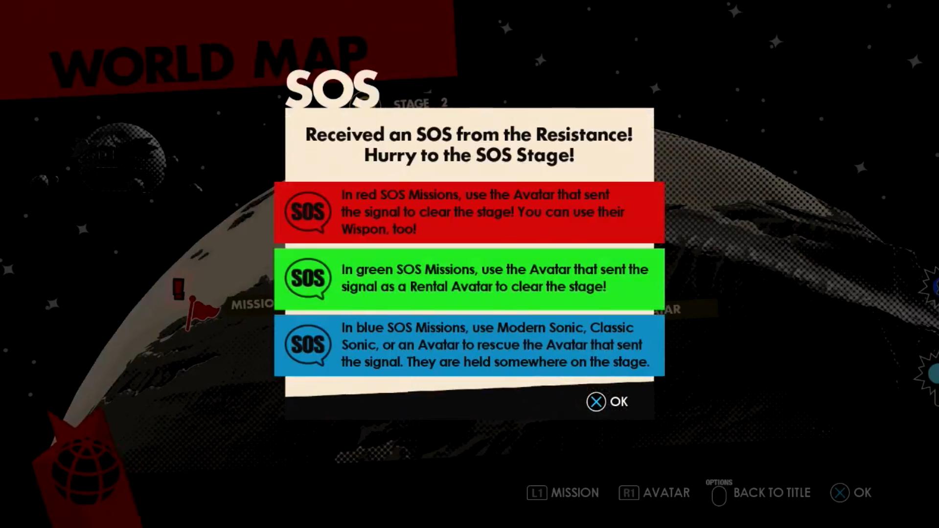 SOS Mission