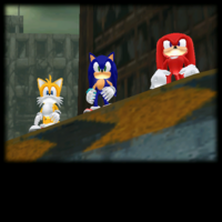 Sonic Adventure Credits (Super Sonic 21)