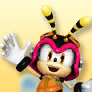Sonic Generations (Charmy profile icon)
