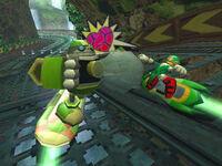 Sonic Riders - E-10000G - Level 1