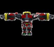 Shadow Model Omega