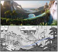 SonicMovie Storyboard DEO 01