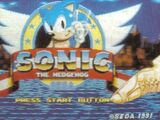 Sonic the Hedgehog (1991)/Elementy z wersji beta