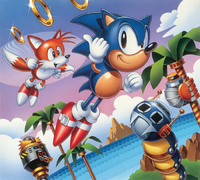 Sonic Chaos art MS