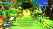 Sonic Generations - Super Sonic Air Boost