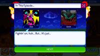 Sonic Runners Zazz Raid event Zavok Cutscene (8)