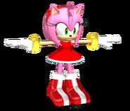 TSR Model Amy