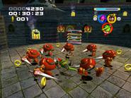 Robot Storm Chaotix 02