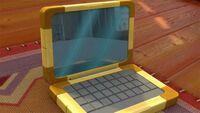 SB S1E23 Tails laptop off