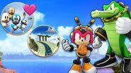 Sonic Dash artwork 19