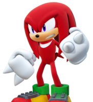 TSR story Knuckles 4