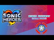 BINGO Highway (Team Sonic) - Sonic Heroes