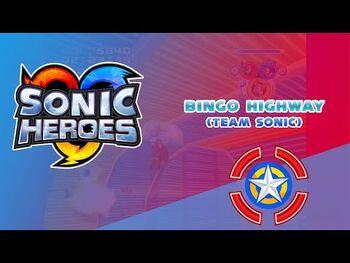 BINGO_Highway_(Team_Sonic)_-_Sonic_Heroes