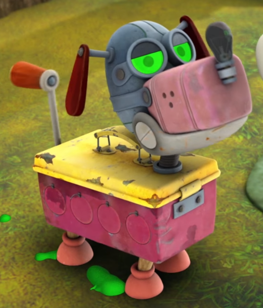 Buster (Sonic Boom)