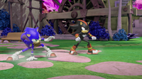 S2E52 Sonic and Shadow