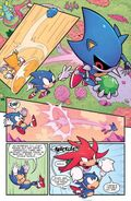 Sonic 30th One Shot preview 4