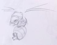 Sonic CD enemy koncept 3