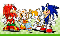 Sonic Generations 3DS artwork 20