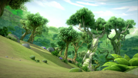 SB S1E10 Forest background 2