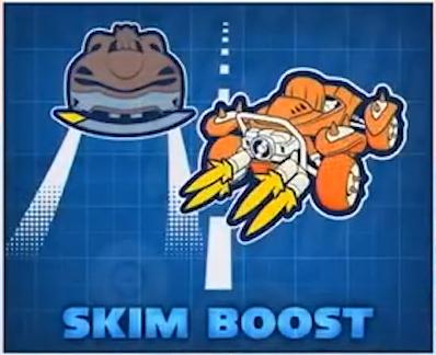 Skim Boost