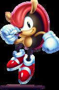 SonicMania Mighty