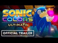 Sonic Colors- Ultimate - Official HD Updates Spotlight Trailer
