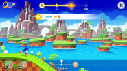 Sonic Runners Adventure screen 24