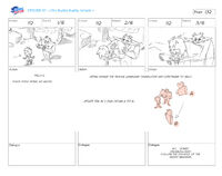 The Curse of the Buddy Buddy Temple storyboard 12