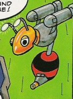 Buzzer (Sonic the Comic)