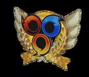 Heroes Model Emblem