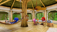 S1E37 Sonic's place living room