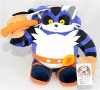 SonicAdventure Plush Big