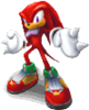 Knuckles the Echidna (SRZG)