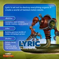 Lyric Profile