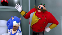 SB S1E19 Sonic thank Eggman 2