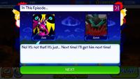 Sonic Runners Zazz Raid event Zavok Cutscene (5)