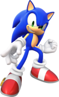Sonic Unleashed Sonic