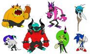 Deadly Six koncept